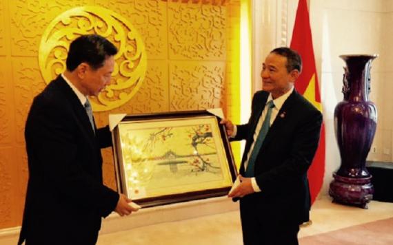 Bộ GTVT Việt Nam và Bộ GTVT Trung Quốc tăng cường hợp tác trên nhiều lĩnh vực - VĨNH HƯNG JSC