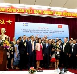 Đẩy mạnh hợp tác toàn diện và cụ thể các lĩnh vực GTVT giữa Việt Nam – Thụy Điển - VĨNH HƯNG JSC
