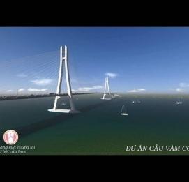 Hai cây cầu thuộc tỉnh Đồng Tháp - VĨNH HƯNG JSC