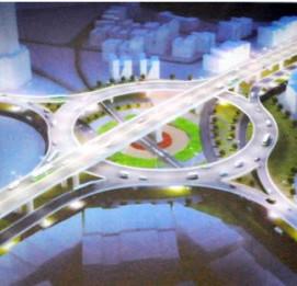 Khởi công nút giao thông ngã ba Huế ngày 2/9 - VĨNH HƯNG JSC