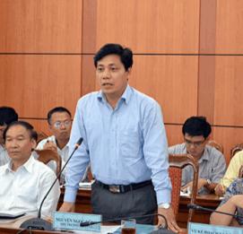Thứ trưởng Nguyễn Ngọc Đông làm việc với UBND tỉnh Quảng Nam về công tác giải phóng mặt bằng Dự án đ - VĨNH HƯNG JSC
