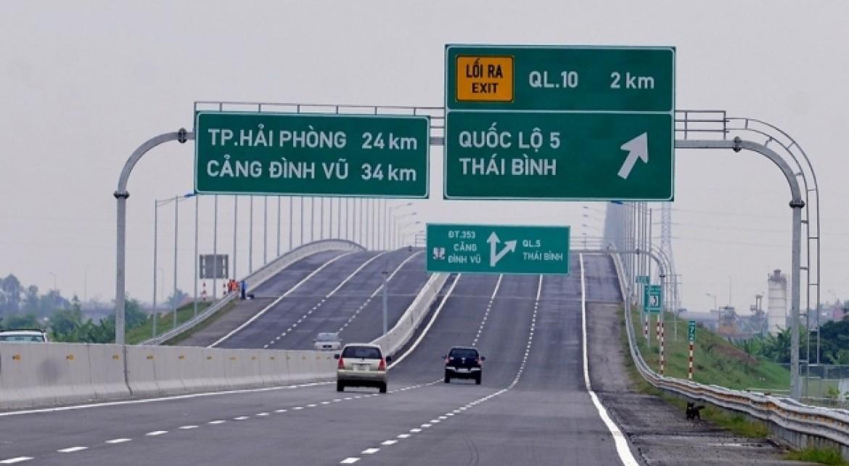 Dự án cao tốc Hà Nội - Hải Phòng - VĨNH HƯNG JSC