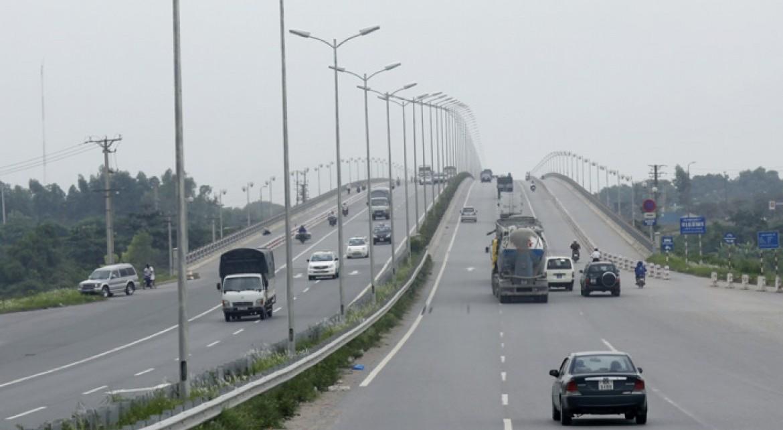 Cầu Thanh Trì - VĨNH HƯNG JSC