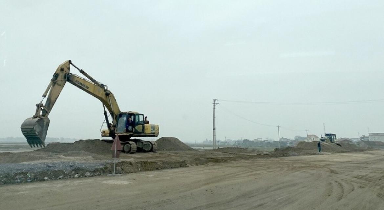 Dự án cao tốc Cao Bồ - Mai Sơn - VĨNH HƯNG JSC