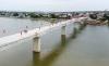 Cầu hơn 200 tỷ đồng bắc qua sông La - VĨNH HƯNG JSC