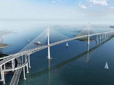 The project of a longest bridge in Philippines - Cebu-C - Vinh Hung JSC