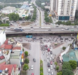 Le Van Luong – Ring Road No.3 Tunnel was commenced - Vinh Hung JSC
