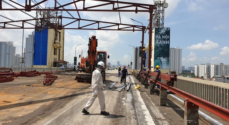 Vĩnh Hưng tham gia dự án 269 tỷ sửa chữa cầu Thăng Long - VĨNH HƯNG JSC