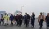 Bộ trưởng Nguyễn Văn Thể thị sát 2 dự án giao thông qua - VĨNH HƯNG JSC