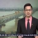 Phóng sự HanoiTV 1: Hoàn thành bước đầu sửa chữa mặt cầ - Vinh Hung JSC
