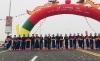 Sáng nay cầu Thăng Long thông xe, vượt tiến độ 10 ngày - VĨNH HƯNG JSC