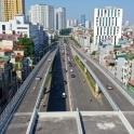 Thông xe cầu cạn Vành đai 2 qua đường Trường Chinh - Vinh Hung JSC