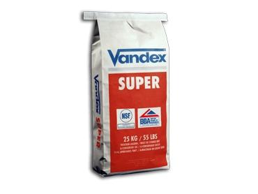 Chống thấm Vandex - VĨNH HƯNG JSC