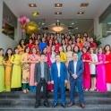VINH HUNG BUSTLINGLY WELCOME INTERNATIONAL WOMEN'S DAY - Vinh Hung JSC