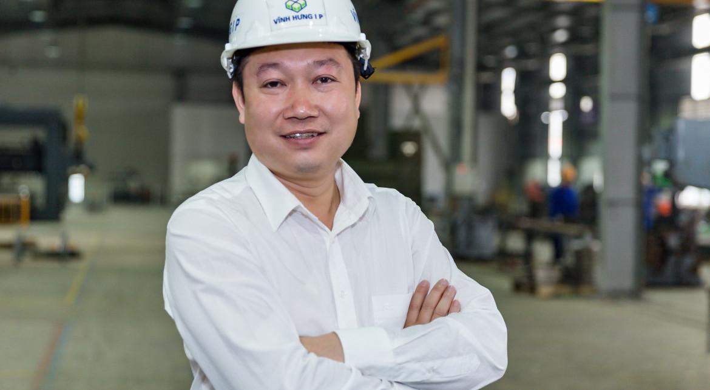 Tập thể CBNV VHIP - VĨNH HƯNG JSC