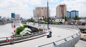 Cầu Nguyễn Văn Cừ - VĨNH HƯNG JSC