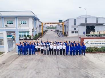 VHIP staffs - Vinh Hung JSC
