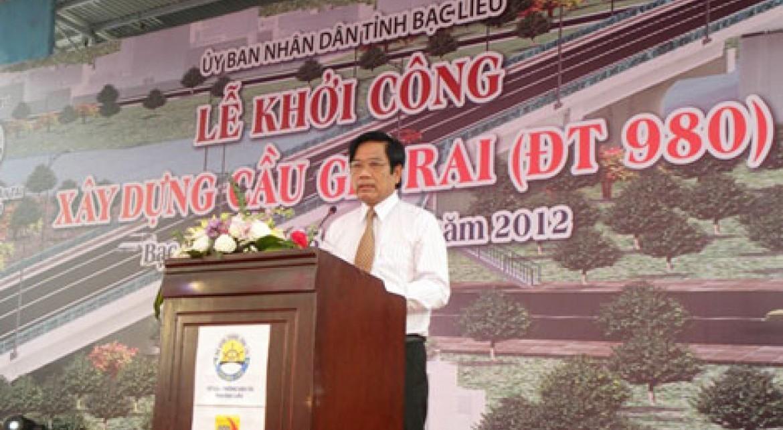 Dự án cầu Giá Rai – tỉnh Bạc Liêu - VĨNH HƯNG JSC