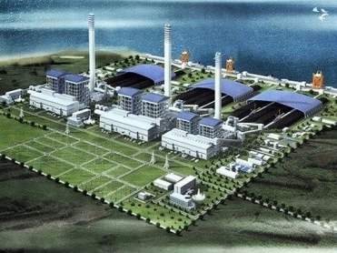 Construction Project of Long Phu 1 Thermal Power Plant - Vinh Hung JSC