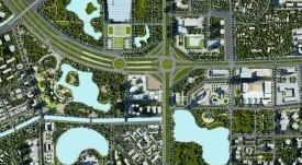 Dự án mở rộng và hoàn thiện đường Láng – Hòa Lạc - VĨNH HƯNG JSC
