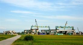 Dự án xây dựng đường nối từ sân bay quốc tế Nội Bài đến - VĨNH HƯNG JSC