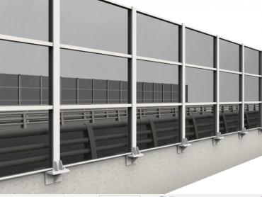 Tường chống ồn phản âm - VĨNH HƯNG JSC