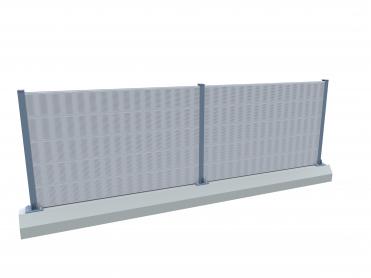 Tường chống ồn tiêu âm - VĨNH HƯNG JSC