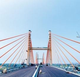 Khe co giãn FEBA trên cao tốc Hạ Long-Hải Phòng có gì đ - VĨNH HƯNG JSC