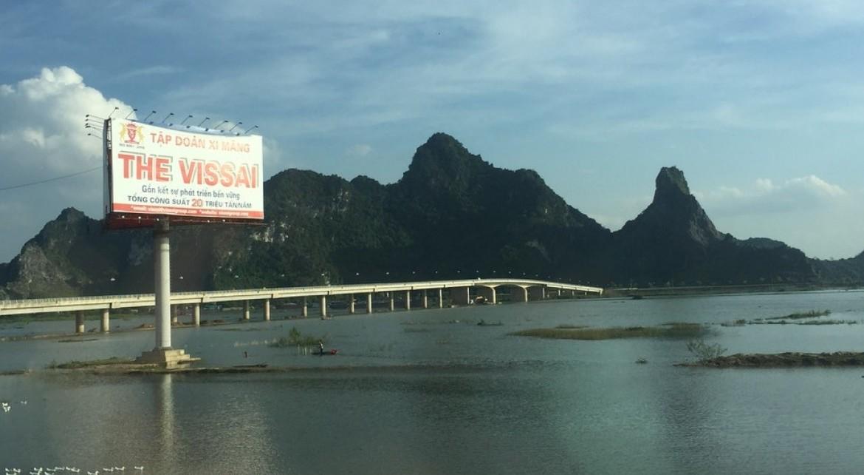 Cầu Trường Yên - VĨNH HƯNG JSC