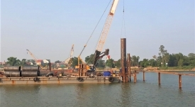 THO TUONG NEW BRIDGE PROJECT - Vinh Hung JSC