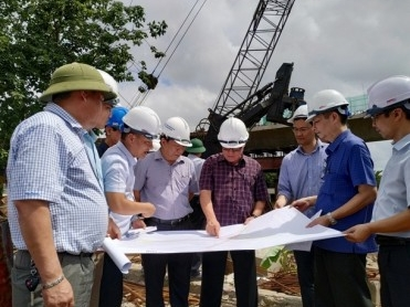 Nam Binh Tunnel Waterproofing Project - Vinh Hung JSC