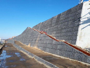 Mechanically stabilized earth walls - Vinh Hung JSC