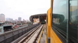 Dự án đường sắt Cát Linh - Hà Đông - VĨNH HƯNG JSC