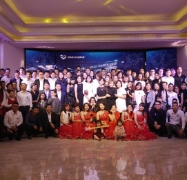 YEAR END PARTY 2018 - VĨNH HƯNG JSC