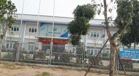 NHÀ MÁY VĨNH HƯNG IP - VĨNH HƯNG JSC