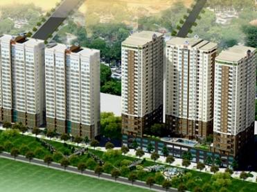 Dự án cao ốc văn phòng BMC - VĨNH HƯNG JSC