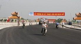 Cầu Bạch Hổ - VĨNH HƯNG JSC