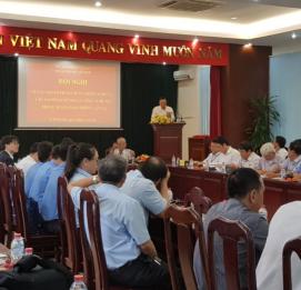 Vĩnh Hưng tham gia hội thảo giới thiệu về sản phẩm, công nghệ mới trong ngành Giao thông vận tải năm - VĨNH HƯNG JSC