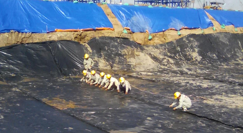Dự án thi công Nhà máy Nhiệt điện Long Phú 1 - VĨNH HƯNG JSC