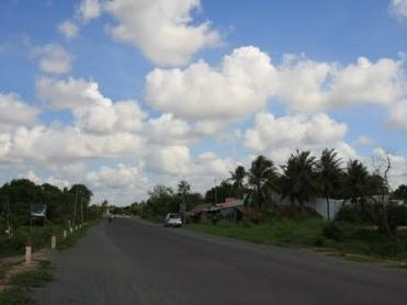 Đường Nam Sông Hậu - Vinh Hung JSC