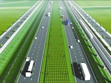 Dự án mở rộng và hoàn thiện đường Láng – Hòa Lạc - Vinh Hung JSC