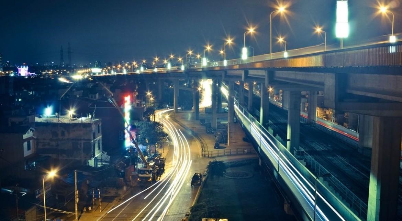 Dự án sửa chữa mặt cầu Thăng Long giai đoạn 2 - Gói thầ - VĨNH HƯNG JSC