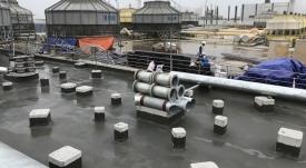 Nhà năng lượng nhà  máy Meiko - VĨNH HƯNG JSC