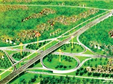 Dự án cao tốc Long Thành - Dầu Giây - VĨNH HƯNG JSC