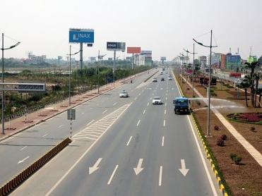 Dự án xây dựng đường nối từ sân bay quốc tế Nội Bài đến - Vinh Hung JSC