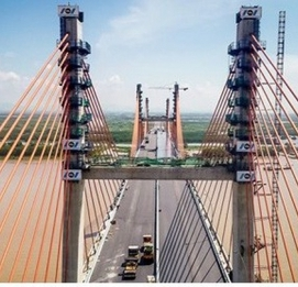 Cầu Bạch Đằng và những kỷ lục, công nghệ mới - VĨNH HƯNG JSC