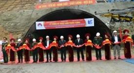 Dự án xây dựng hầm đường bộ Phước Tượng và Phú Gia QL1A - VĨNH HƯNG JSC