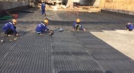Dự án thi công xây dựng nhánh phía Nam và Hầm chui QL.1 - VĨNH HƯNG JSC