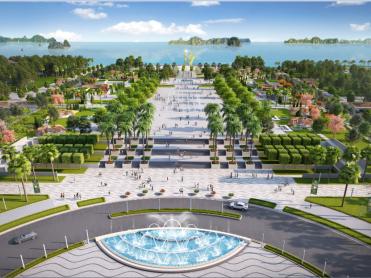 Dự án chống thấm quảng trường Tây Hạ Long - Quảng Ninh - VĨNH HƯNG JSC