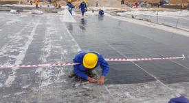 Tay Ha Long Square - Quang Ninh Waterproofing Project - Vinh Hung JSC